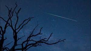 Meteor shower from Halley's Comet kicks ...