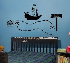 Personalized Pirate Wall Decor Pirate Ship Wall Art Pirate Nursery Pirate Vinyl Decal Pirate Bedroom Pirate Pirate Wall Decor Pirate Nursery Vinyl Wall Decals