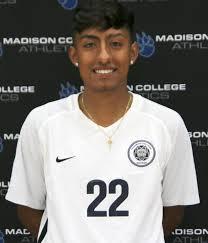 Pablo Guzman - 2019 - Men's Soccer - Madison College Athletics