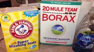 diy homemade liquid laundry detergent