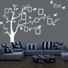 Click To Buy Diy 3d Huge White Memory Tree Branch Wall Stickers Family Wall Decals Photo Frames Wall Arts Pvc Murals Home Decals Affiliate