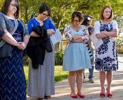 Some women get into Mormon priesthood session - The Salt Lake Tribune