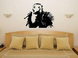 Corey Taylor Slipknot Singer Music Artist Group Wall Art Decal Sticker Picture Ebay