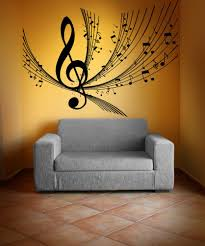 Time To Feel The Music In Every Inch Of Your House If You Live Love And Breathe Music Then Music Wall Dec Vinyl Wall Decals Music Wall Decor Music Wall Decal