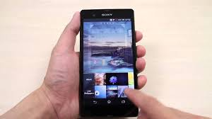 theme and wallpaper on sony xperia z