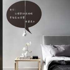 Leave A Message Vinyl Blackboard Sticker Removable Wall Decal Chalkboard Stickers Chalkboard Stickers Blackboard Stickersticker Remover Aliexpress