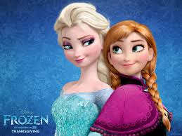 elsa and anna wallpapers frozen
