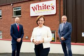 Economy Minister announces £1million export success for White's Speedicook  | Northern Ireland Executive