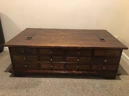 laura ashley garrat chestnut 9 drawer