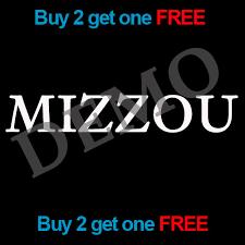 Kc Vinyl Decals Graphics Signs Banners Custom Graphics Unniversity Of Missouri Mizzou Vinyl Decal Football Decal Illini