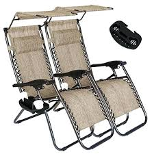 zero gravity lounge chair camping relax