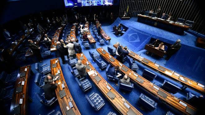 Resultado de imagem para veja como votaram os senadores na reforma da previdência