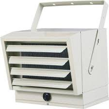 garage heater electric heating system