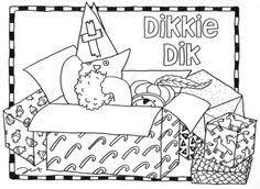 De 54 Beste Afbeeldingen Van Dikkie Dik Thema Dik Sinterklaas