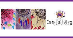 Our next online painting tutorial is May... - Penelope Fox Art Studio |  Facebook