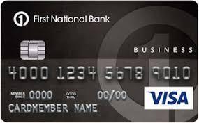 omaha business edition visa card