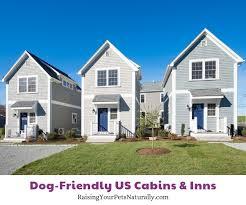 the best dog friendly cotes lodges