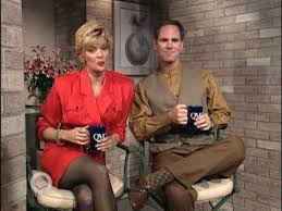 Hosts at the Holidays: Pat James-DeMentri - YouTube