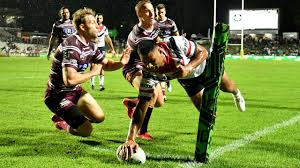 Keary stars as Roosters hold off fast ...