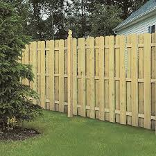 Fence Shadowbox Pre Assembled Fence Panel Fence Panels Fence Wood Gate