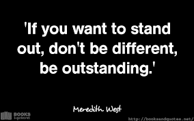Meredith West If you want to stand #quotes | Good life quotes, Life quotes,  Quotes