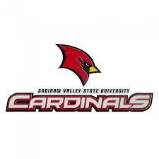 Logo Over Cardinals Svsu Decal Campus Den