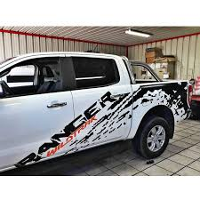 Car Decals Mudslinger Ranger With Red Wildtrack Body Rear Tail Side Graphic Vinyl Custom For Ford Ranger Or Wildtrack 2012 2019 Car Stickers Aliexpress