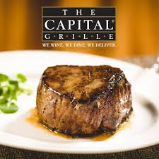 the capital grille curbside takeout