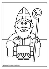Kleurplaat Sinterklaas Van Frokkie Lola Sinterklaas