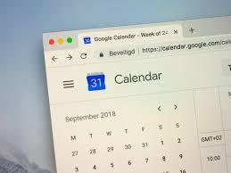 change the colors on Google Calendar ...
