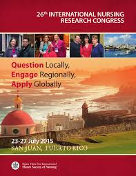 26th International Nursing Research Congress by Sigma Theta Tau  International Honor Society of Nursing - issuu