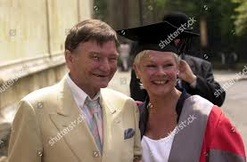DAME JUDI DENCH HUSBAND MICHAEL WLLIAMS ...