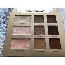 Natural Matte Eyes Eye Shadow Palette by Too Faced #5