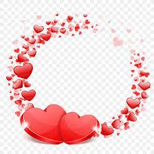 picture frames heart clip art