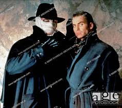 Arnold Vosloo & Jeff Fahey Characters: Darkman & Peter Rooker ...