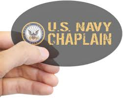 Amazon Com Cafepress U S Navy Chaplain Black Gold Oval Bumper Sticker Euro Oval Car Decal Home Kitchen