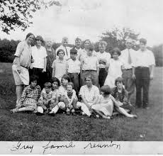 Gray Reunion July 1929