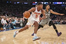 Knicks' Dennis Smith Jr. Out vs. Nets with Oblique Injury ...
