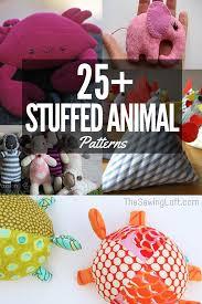 stuffed patterns the sewing loft