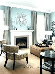 decorating ideas mirror on the wall