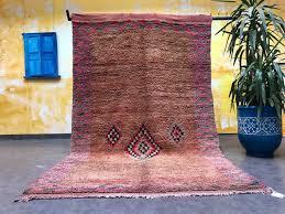 moroccan boujad rug area rug 6x9