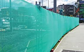Highest Uv Treated Printed Shade Cloth Available 50 70 90 Block Rate 1 8mx50m Roll Size For 2 1m 2 4m Temp Fence For Sale Temporary Fence Panels Manufacturer From China 108919863