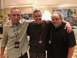 """The first time Peter Greene, Steve Hibbert and Duane Whitaker have been  together since filming the infamous Pawn Shop scene from Pulp Fiction in  October of 1993. You can see them at """""""