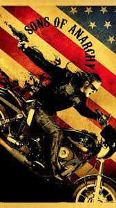 jax teller motorcycle android wallpaper