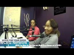 "WCEGtalkradio com ""FOR YOUR GOOD"" host Myrna Taylor Ransom, guests ..."