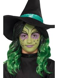 kids witch make up kit fancy