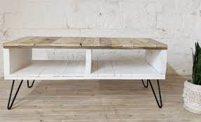 retro reclaimed coffee table turvas