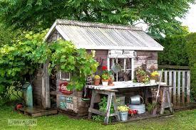 garden shed hideaways
