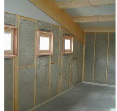 insulating a wall insulation super
