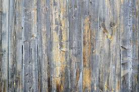 weathered grey wooden planks wall mural